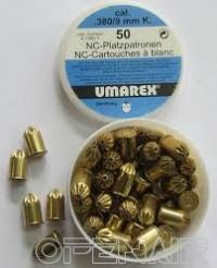 Патрон холостой Umarex .380 (50шт)