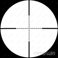 Прицел Leapers 4x32 Full Size, Mil Dot (SCP-432FW)